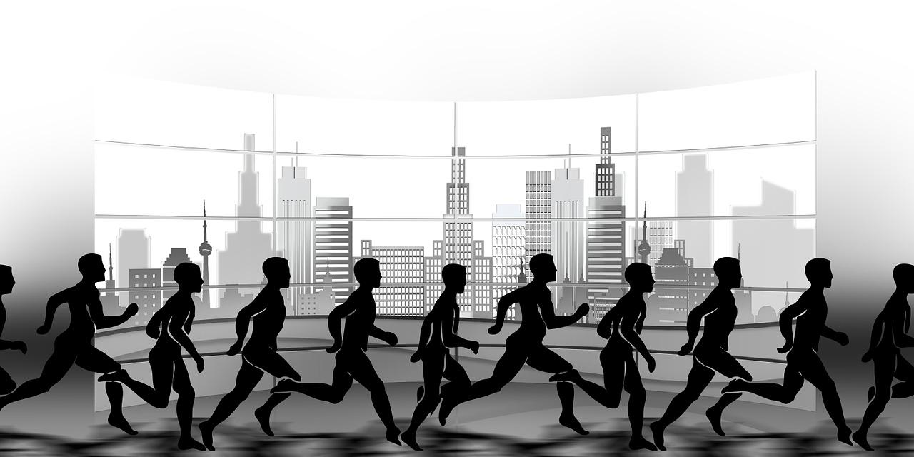 Liderazgo empresarial y maratón